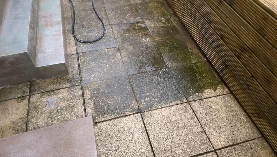 Patio Cleaning Dumbarton